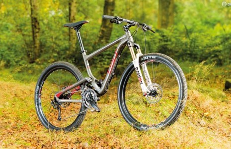 GT Helion Comp - test