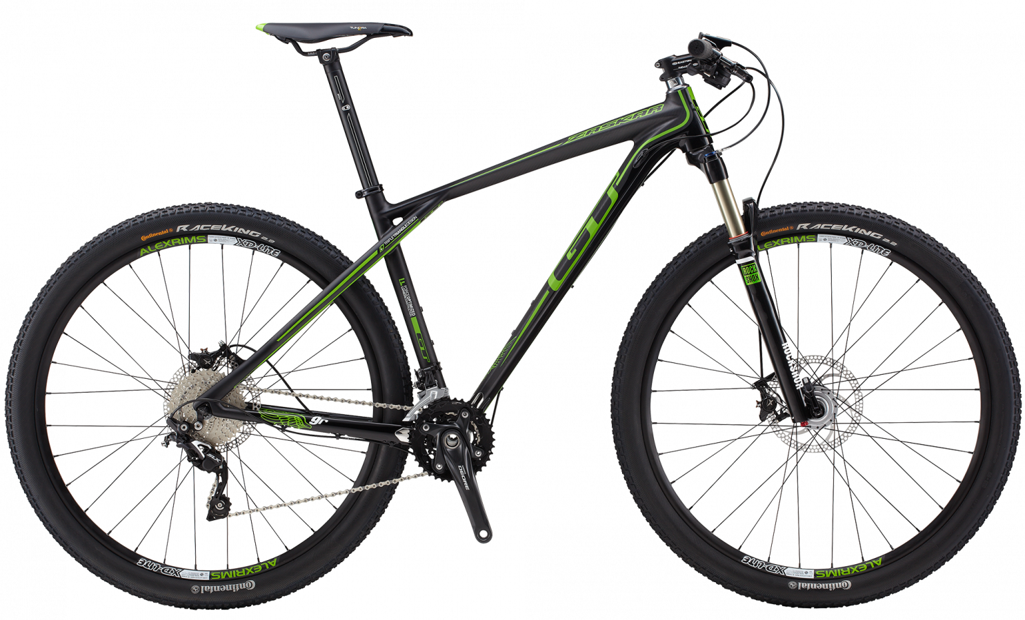 Zaskar Carbon 9R Elite -