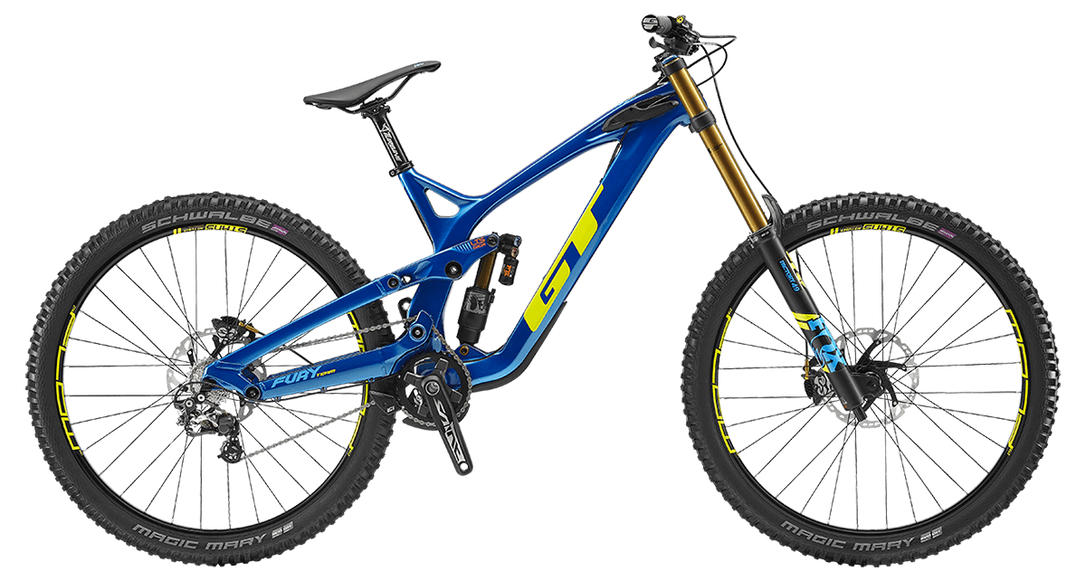 Fury Carbon Team 29 -