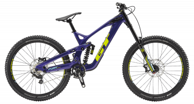 Fury Carbon Expert 27.5 - Bicykle -