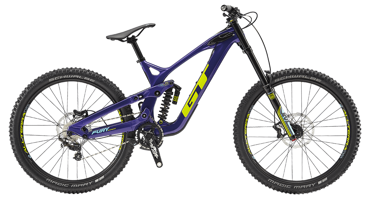 Fury Carbon Expert 27.5 -